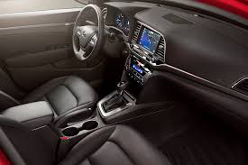 Hyundai Accent Interior Dimensions 2017 Hyundai Elantra Review
