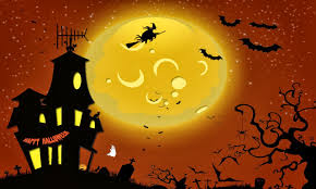 happy halloween witch clipart 29