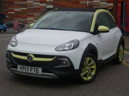opel adam 2017 used vauxhall adam cars for sale used vauxhall adam offers and deals