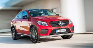 mercedes benz 2015 mercedes benz gle coupe revealed