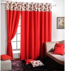 Short Length Blackout Curtains 54 X Window Curtains Blackout Grand Short Length Grommet Panel