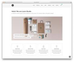 40 Mind Blowing One Page Parallax Wordpress Themes For Portfolio