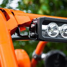 polaris rzr light bar visionx polaris rzr xp1000 turbo 30 xpi xpr light bar roof mount