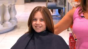 kids u0027 long layered haircut youtube