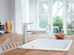 grohe pull out kitchen faucet concetto kitchen faucets grohe