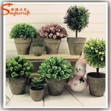 2015 european and american pastoral topiary small potted bonsai