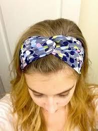 yoga headband tutorial free headband pattern headband pattern headband tutorial and fabrics