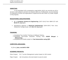 standard resume format for mba freshers pdf to excel mba resume sles free format for template standard