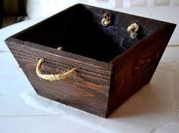 Small Wood Box Plans Free by Ana White 1 Small Cedar Tapered Planter Or Crate Diy Projects