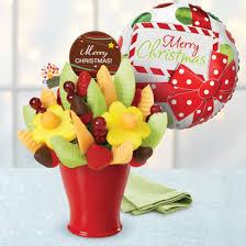 christmas fruit arrangements christmas edible arrangements wlrtradio