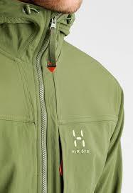 Rugged Outdoor Jackets Haglöfs Rugged Fjell Hardshell Jacket Juniper