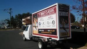 Verizon Center Washington Dc Map by Mobile Billboard Truck For Rent In Washington Dc Ooh Dooh