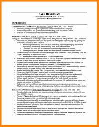 Resume Sample For Marketing Pdf by 7 Marketing Resume Sample Sales Clerked