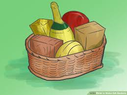 how to make a gift basket 4 ways to make gift baskets wikihow