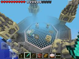 Arena Maps Battle Arena Minecraft Pe Map V1 1 Survival Mcpe Maps