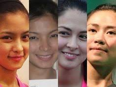 filipina celebrities without makeup some are really shocking