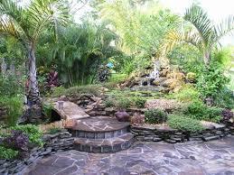 Tropical Backyard Ideas Design Of Tropical Backyard Ideas So Cal Landscaping Landscaping