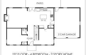 simple floor plans simple house building plans fresh design structure floor plan small