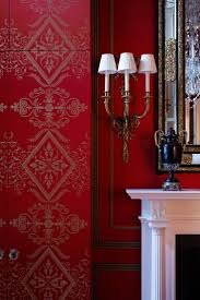 Wallpapers Interior Design by Best 25 Red Interior Design Ideas On Pinterest Red Interiors