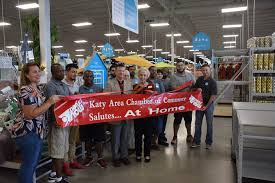 At Home The Home Decor Superstore At Home Superstore Cuts Ribbon At Former Garden Ridge Katy Location