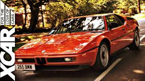 bmw supercar bmw m1 the forgotten supercar xcar youtube