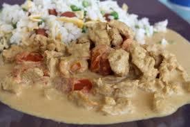 soja cuisine recettes protéines de soja texturé au lait de coco tomates épices végécarib
