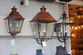 Copper Outdoor Light Fixtures Exterior Lighting Gallery Outside Lighting And Ls Hanging