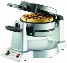 Restaurant Kitchen Doors For Sale Amazon Com Cuisinart Waf F20 Double Belgian Waffle Maker