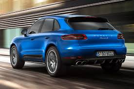 macan porsche price new porsche macan suv priced from 50 895 in the usa