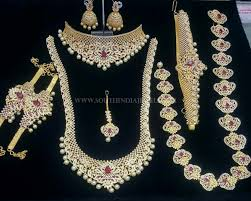 wedding jewellery imitation bridal jewellery set from simma jewels bridal