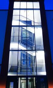 free images architecture glass home staircase high color