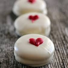 Where Can I Buy White Chocolate Covered Oreos 128 Best 50 Dessert Cookies Oreos Plain Or Decorated Images On