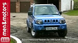 suzuki every 2004 richard hammond reviews the 1999 suzuki jimny youtube