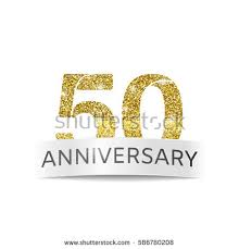 fiftieth anniversary 50th anniversary stock images royalty free images vectors