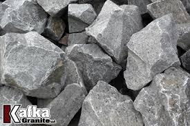 decorative rip rap for landscape perfection kafka granite
