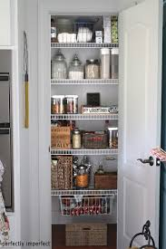 kitchen pantry closet organization ideas how to organize your pantry perfectly imperfect