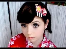 easy yukata hairstyles