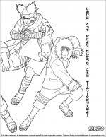 naruto coloring pages coloring library