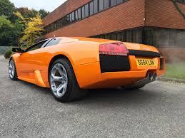 Lamborghini Murcielago Orange - world u0027s highest mileage lamborghini murcielago targeting 300 000 miles