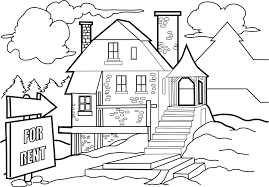 free vector graphic housing cartoon views outline free image