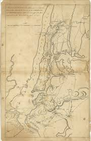 Harlem New York Map by Cursedly Thrashed U201d The Battle Of Harlem Heights Journal Of The