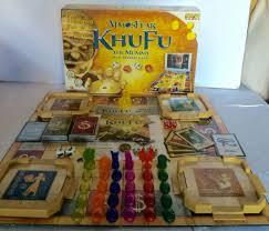 khufu the mummy dvd board game halloween scare fun vivid games