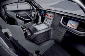 volkswagen concept interior volkswagen race touareg 3 qatar concept 2011