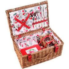kids picnic basket flair picnic baskets polyvore