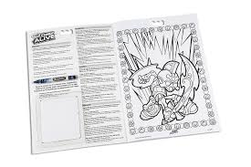 crayola color alive action coloring pages skylanders amazon co uk