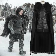 Games Thrones Halloween Costumes Halloween Costumes Game Thrones Cosplay Jon Snow Cosplay
