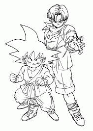 coloring download ku coloring pages goku coloring pages free ku