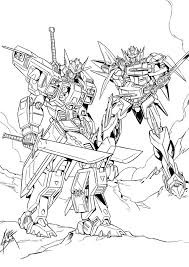 drift optimus coloring page dessincoloriage