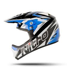 Nitro Shard Mx Motocross Off Road Mx Motorcycle Crash Helmet