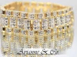rolex bracelet diamonds images 18k yellow gold mens rolex watch bracelet 30 00 ctw jpg
